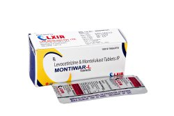 Levocetirizine & Montelukast Tablets IP