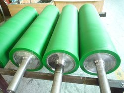 Rubber Lining Rollers