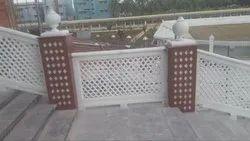 Handmade Outdoor Marble Jali