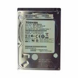 Toshiba Computer Hard Disk, Model Name/Number: Mq01abd075, Storage Capacity: 1 TB