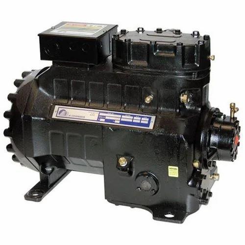 Semi Sealed Refrigeration Compressor