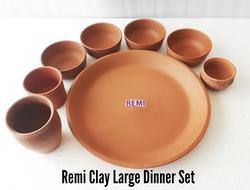 Remi Clay Large Dinner Set