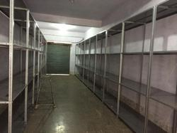 Slotted Angle Joint Racking