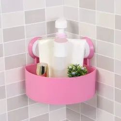 Bathroom and Kitchen Triangle Corner Shelf/Soap Holder-Triangle Soap Holder