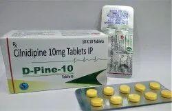 Cilnidipine-10 mg