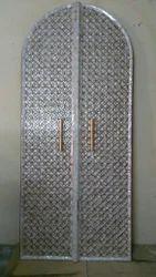 Mother Of Pearl Inlay Decorative Door
