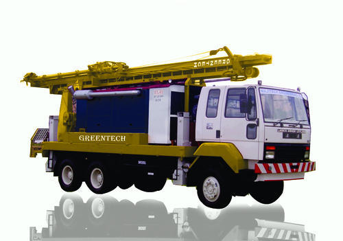 Water Well Drilling Rig - DTH Drilling Rigs OEM Manufacturer