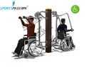 Pull Down And Chest Press