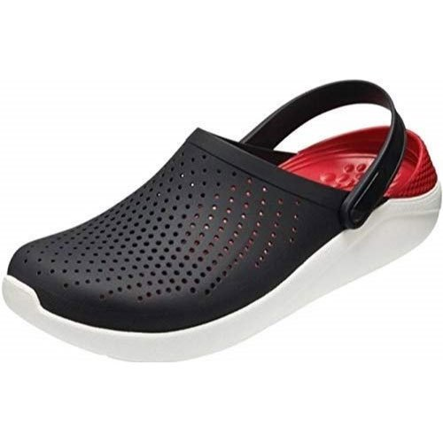 Black Mens Clogs Sandal, Size: 6-10, Rs 250 /pair Radhika Fashion | ID:  22171110373