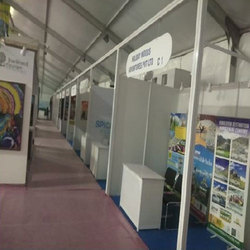 Exhibition Shell Scheme For Sale : Maxima shell scheme stand at rs 25000 unit प्रदर्शनी