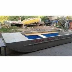 Aluminium Flood Boat
