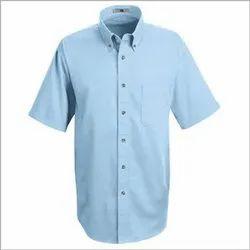 Half Sleeve Plain Shirt