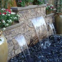 Three Sheets Wall Fountain