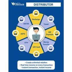 One-Time Life Time Money Transfer Distributor Service -API