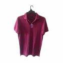 Mens Polo Plain T Shirt
