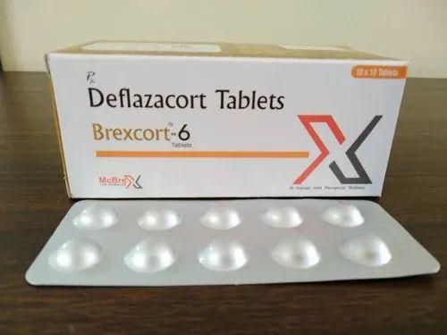 Deflazacort 6mg Tablet I.P.