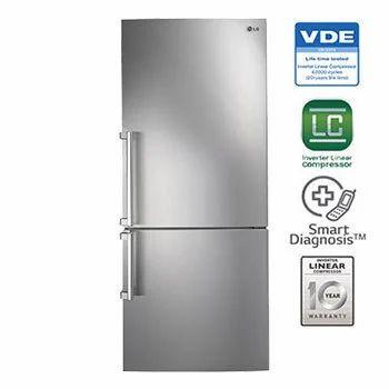 450 Litres Double Door Bottom Freezer