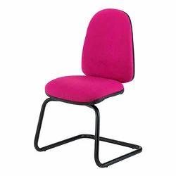 Medium Back Office Pink Chair