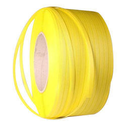 Yellow Packaging Strapping Roll