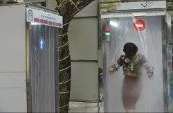 Portable Full Body Sanitizer Cabin