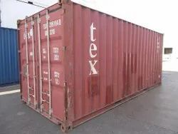 ISO STD Shipping Container