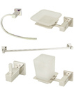 Doyours SS304 Grade Bathroom Accessories Set