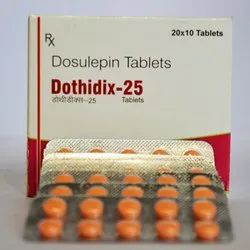 Dosulepin ( Dothiepin) HCL Tablets 25mg