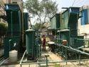 Kitchen Waste Water Treatment Plant
