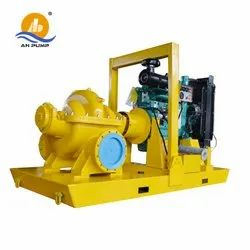 Diesel engine driven for outdoor application