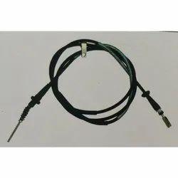 Black Tata Motors Commercial Vehicle Clutch Cable