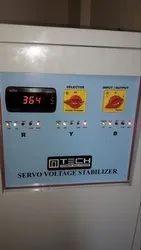 Three Phase Servo Stabolizer