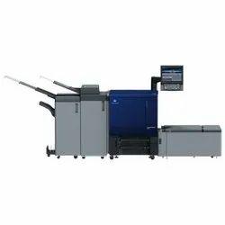 Konica Minolta AccurioPress C83hc Color Heavy Duty Production Printer