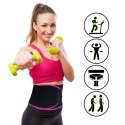 Slimming Fitness Sauna Trim Belt Ladies Waist Belt