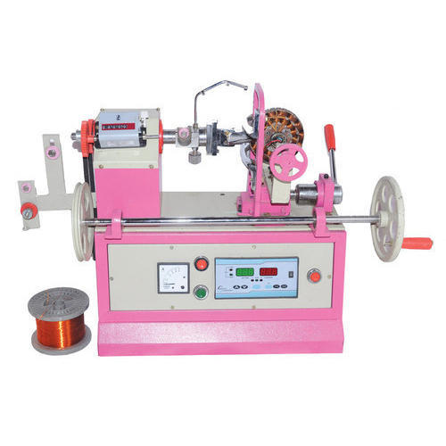 3 In One Ceiling Fan Winding Machine