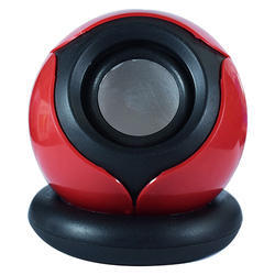 JPY Red and Black Wireless Speaker