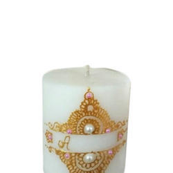 Handmade Decorative Wax Candles