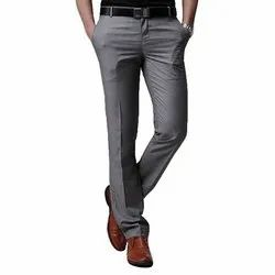 752ed3cf4725 Grey Formal Wear Mens Corporate Trouser