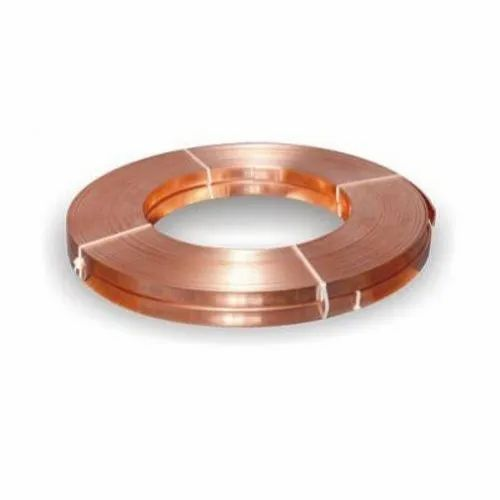 Red Copper Earthing Strip Coils COPPER/ GI