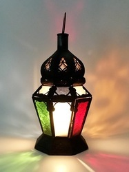 Alladins Mixed Colour Lamp