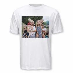 Cotton Casual Wear Mens Sublimation T Shirt