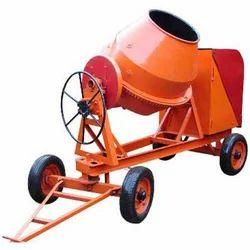 Concrete Mixing Machine, Capacity: 300 kg