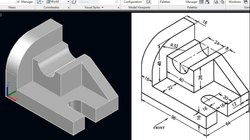 CAD / CAM Designing Firm 3D Modeling Services, in Pan India