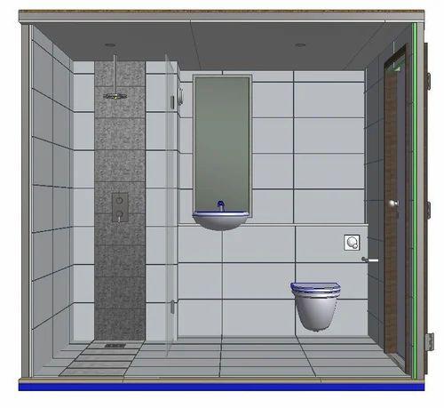 Bathroom Pods Bathroom Pod Manufacturer From Mumbai