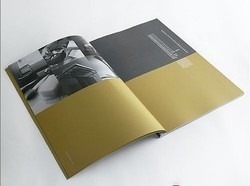 Paper(Working Material) Catalog Printing Service in India