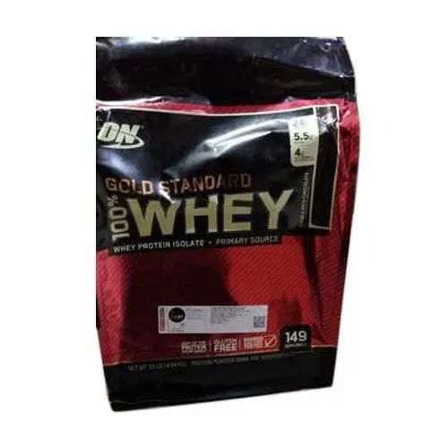 On Gold Standard 100% Whey Protein, Packaging Type: Paper Bag