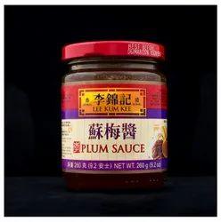 LKK Plum Sauce 260gm, Packaging Type: One Case Contain 12 Pcs