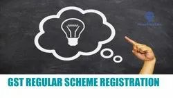 Accounting consulting Document GST REGULAR SCHEME REGISTRATION