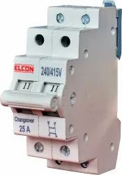 2 Way Centre OFF MCB Changeover Switch