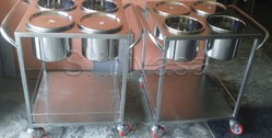 Vessel Food Trolley