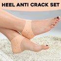 Heel Anti Crack Set